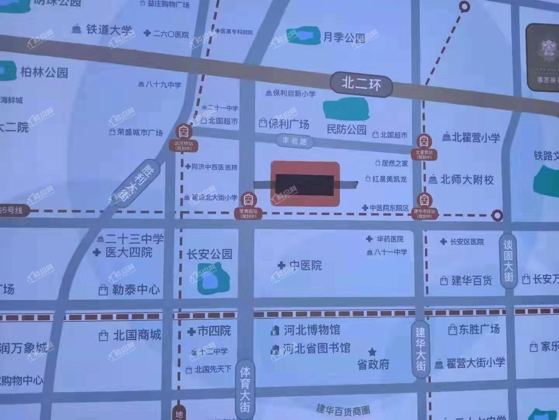 长安壹号位置图
