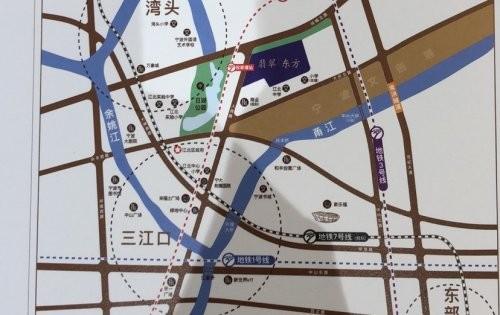 海尔产城创翡翠东方位置图