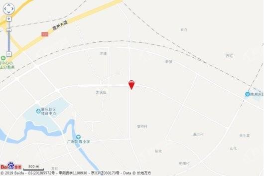 龙光玖誉城交通图