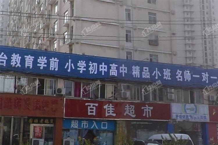 中晟元素假日酒店配套图