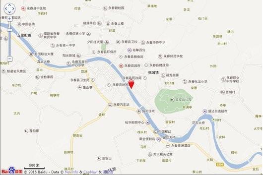 临江经典交通图