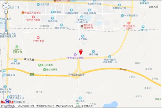 宏维新天地交通图