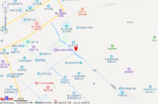 荣安涌清府交通图
