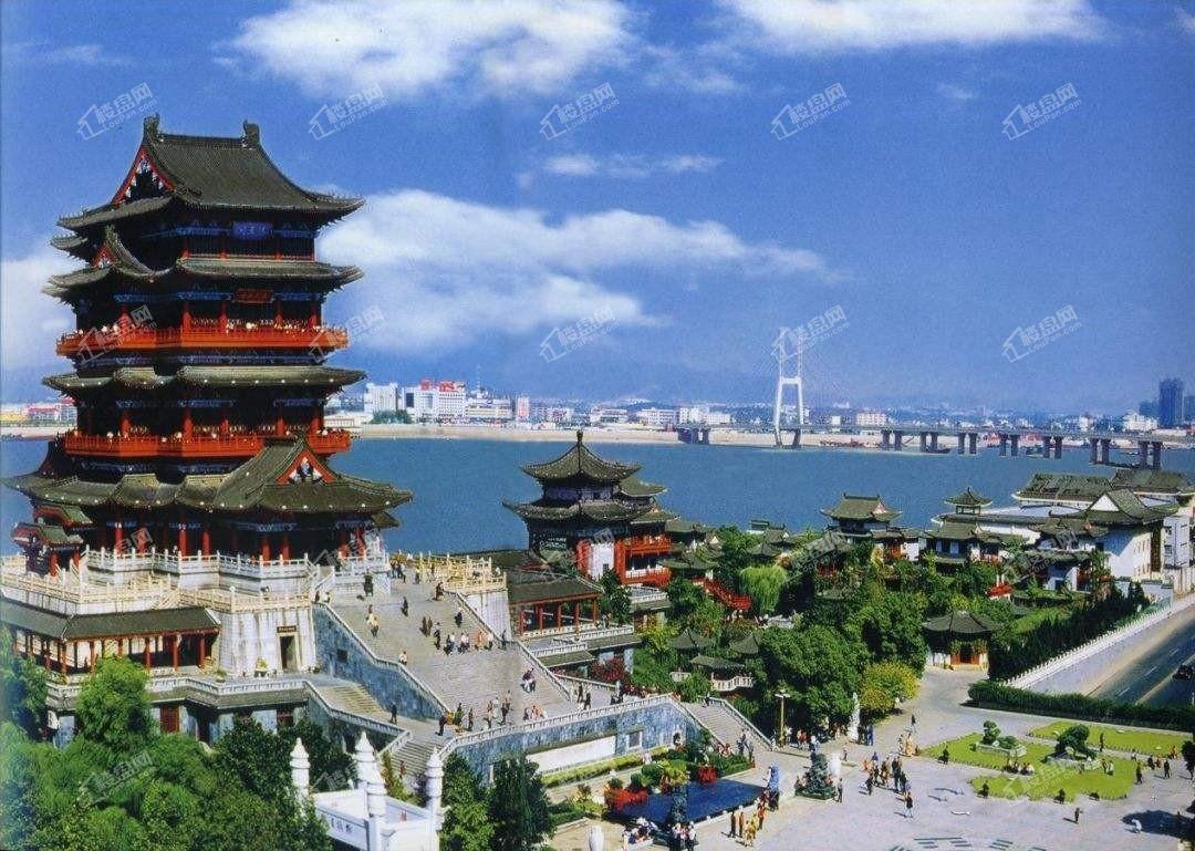 万寿宫历史文化街区配套图