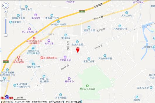 正弘·林语轩交通图
