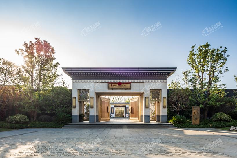 泰禾江南院子实景图