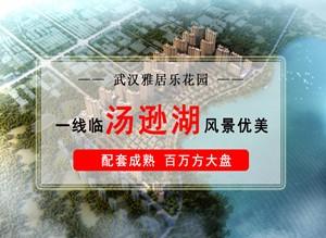 武汉武汉雅居乐花园高清图