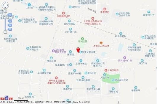 中昂·博雅交通图