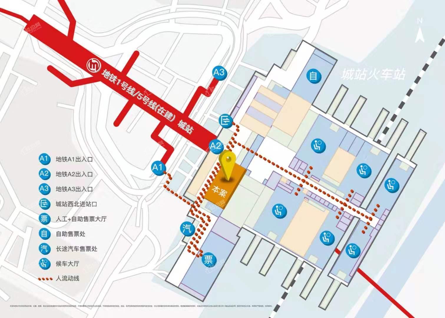 城站金铺位置图