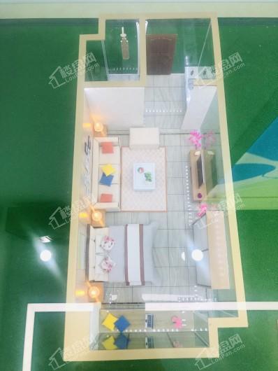 建鲁时代广场实景图
