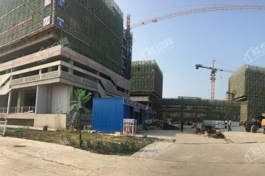 跨境电商创新广场实景图