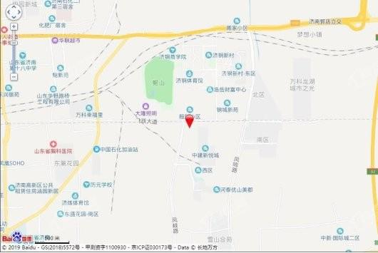 鑫都紫宸府交通图