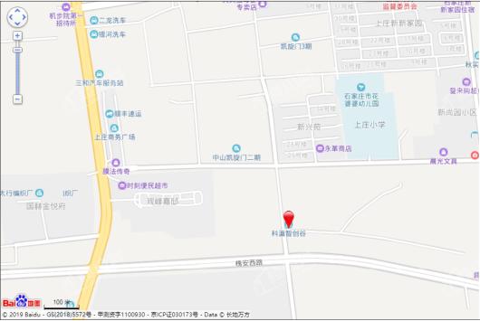 科瀛·金悦花园交通图
