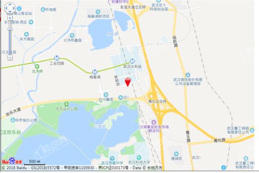 邻湖壹方交通图