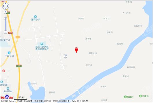 武汉诺德逸都交通图