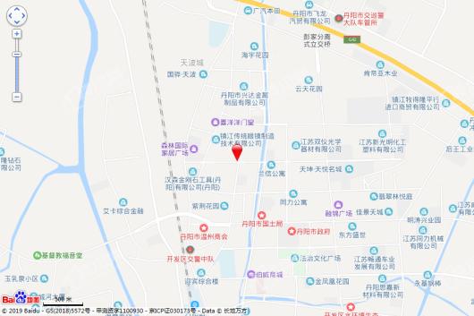 天怡·紫宸交通图