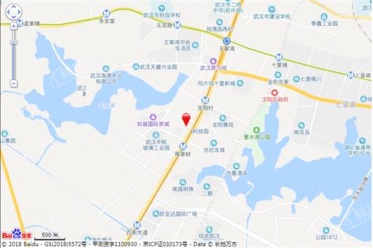 九州通健康城交通图