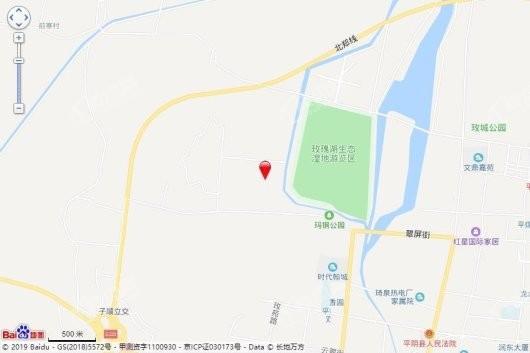 祥生·未来城交通图