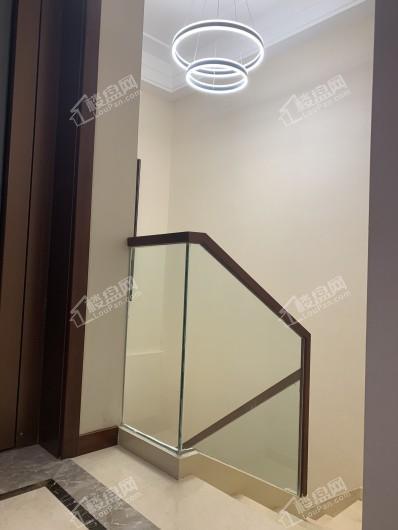 大有容府A户型下跃-下跃楼梯