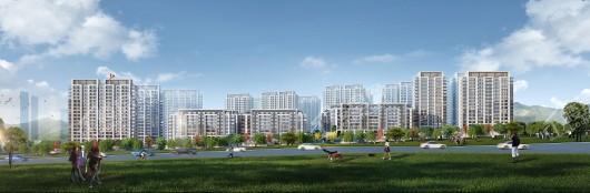 京北橡树湾效果图