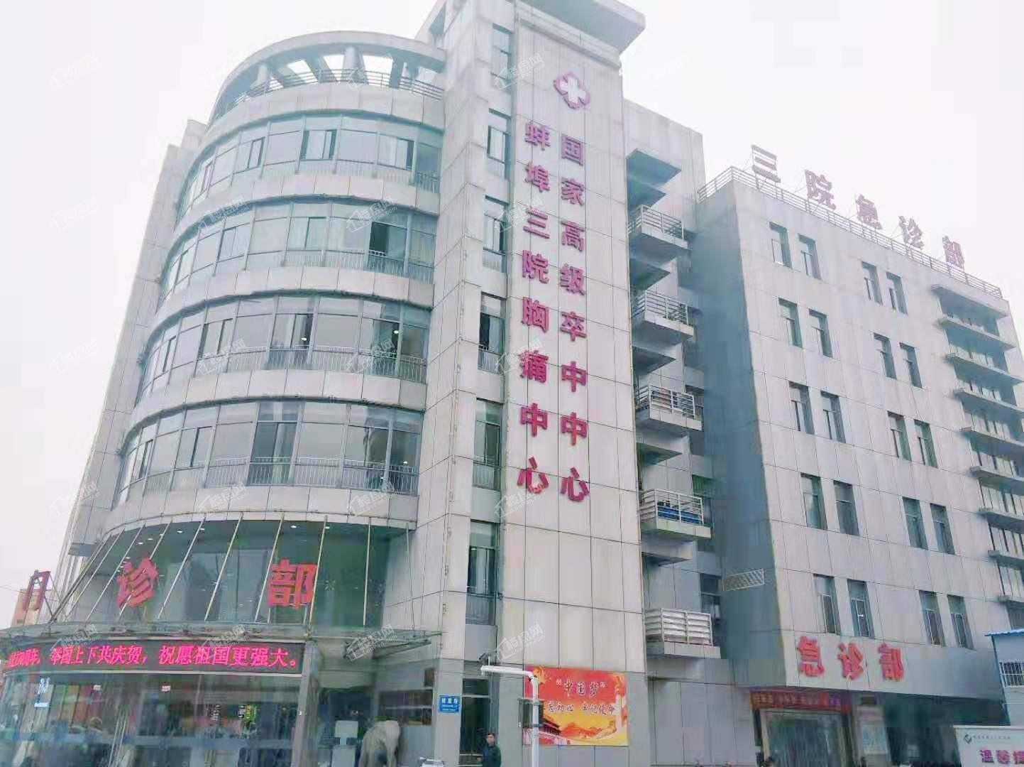 华地公馆周边蚌埠第三人民医院