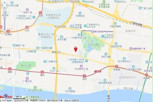 臻林交通图