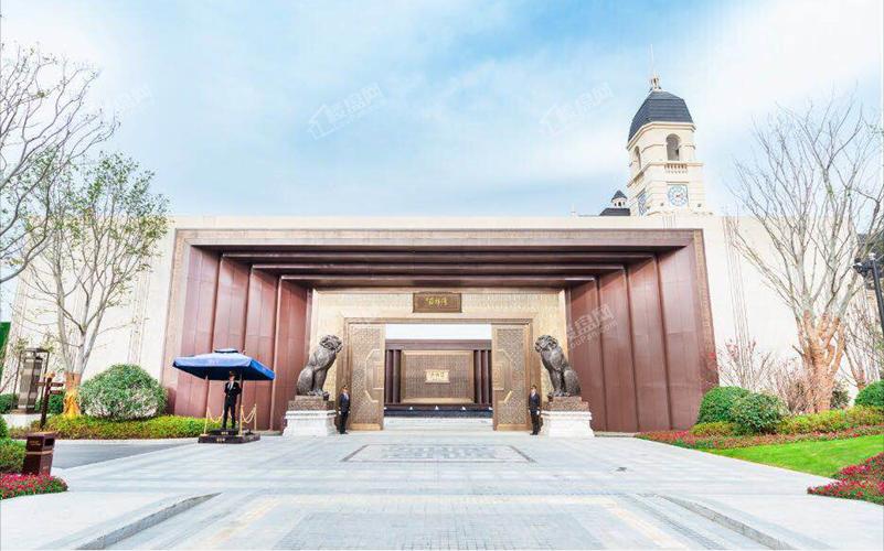 蓝光 · 雍锦湾实景图
