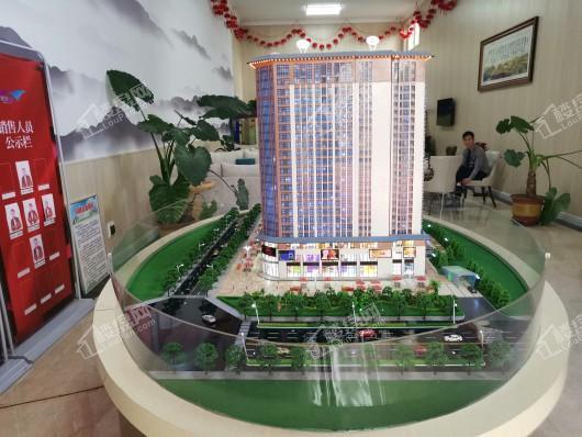 东悦城实景图