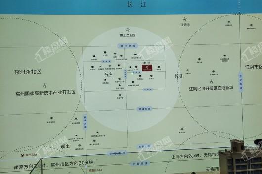 澄泓·泓港湾交通图