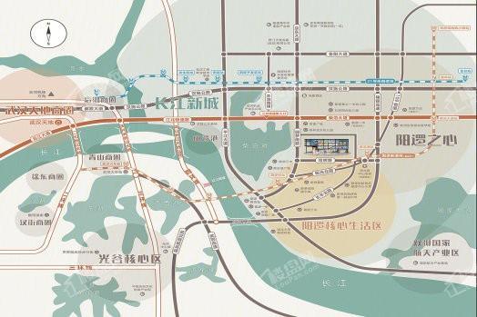 曦地港city on位置图