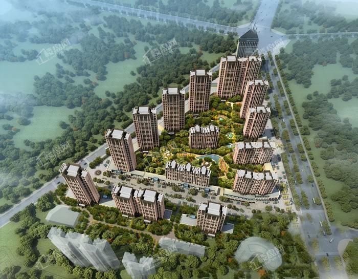 建辉·智汇城效果图
