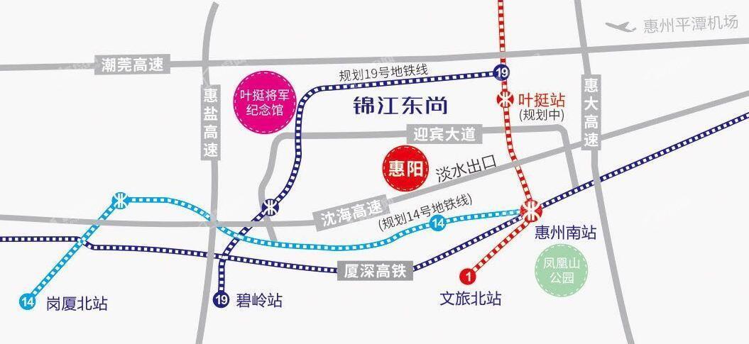 锦江东尚位置图