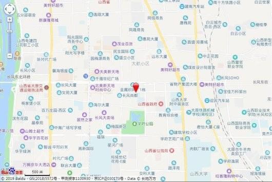 中国铁建·花语堂交通图