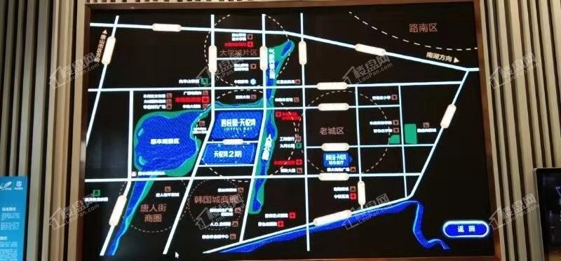 碧桂园天悦湾位置图