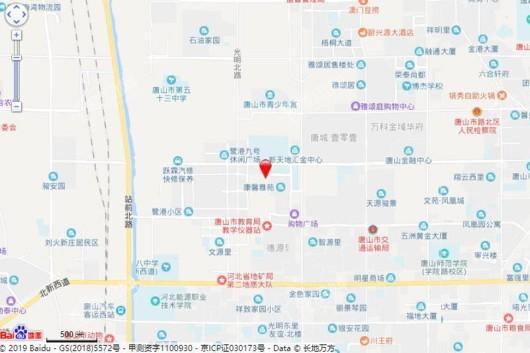 新天地鹭港21区东交通图