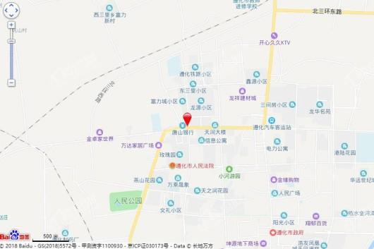 碧桂园·雍华府交通图