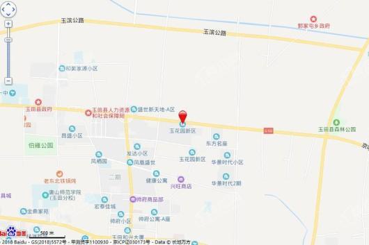伯雍壹品交通图