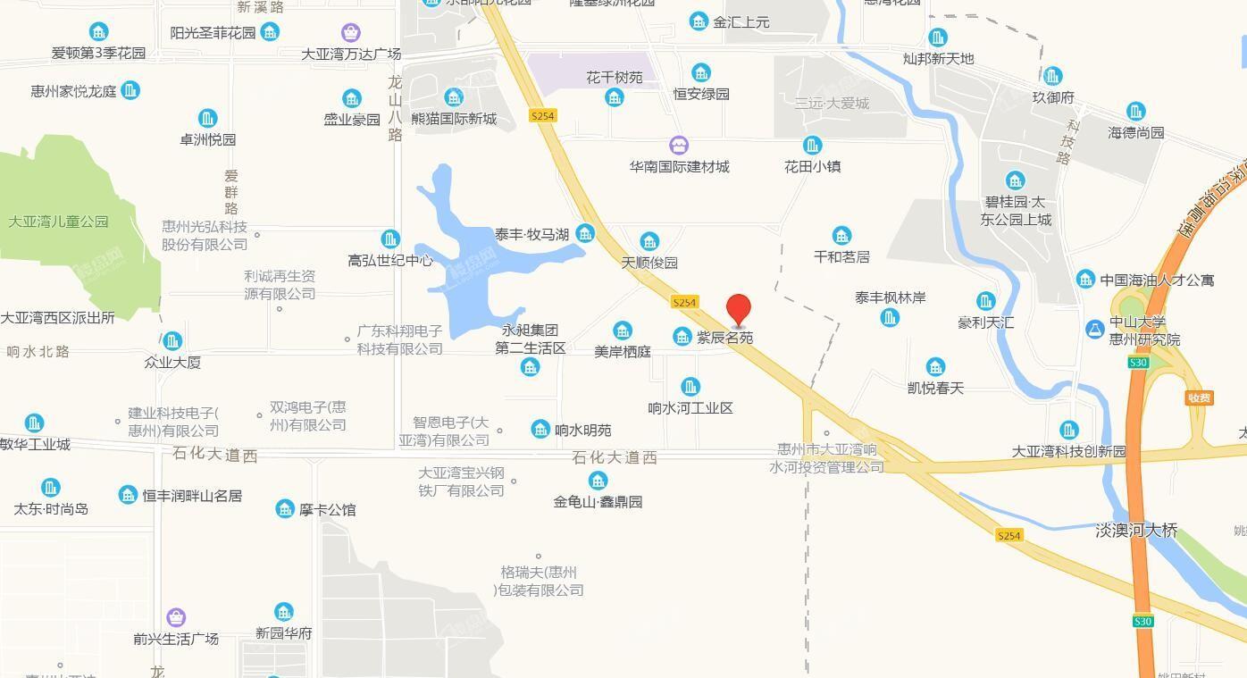 上林苑位置图