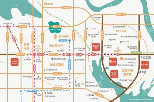 金地·城与城|棠境效果图