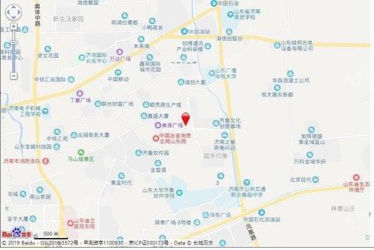 云泉中心交通图