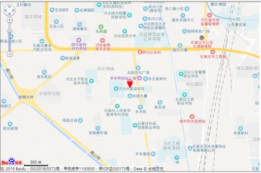 翰林国际交通图