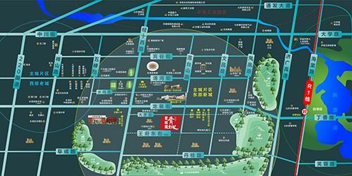碧桂园·青城效果图