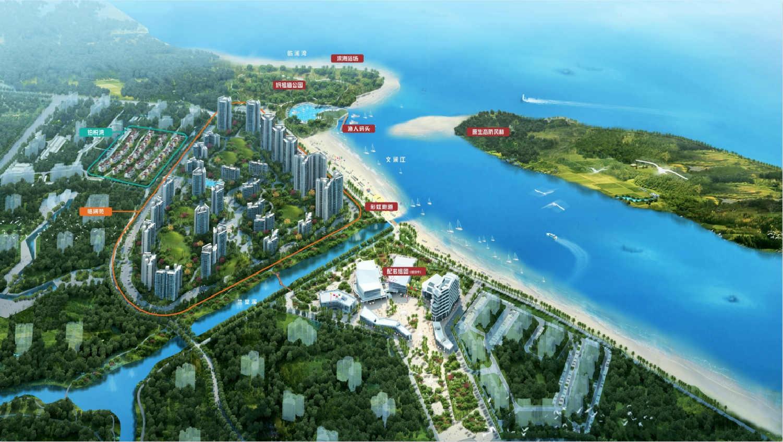 沧州海南·富力悦海湾高清图