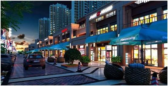 蓝光·雍锦半岛商铺