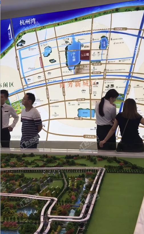 中南滨海壹号实景图
