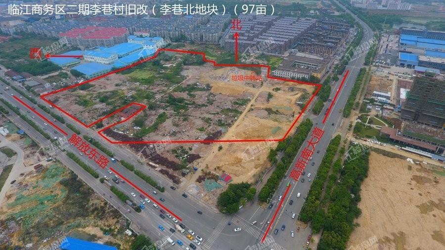 龙湖天街位置图