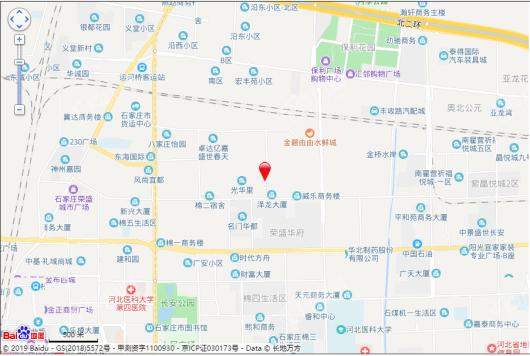光华里·翰鼎广场交通图