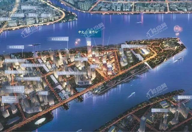 中交汇通中心位置图