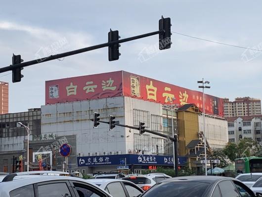 山水王城配套图