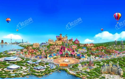 为您推荐武汉恒大文化旅游城